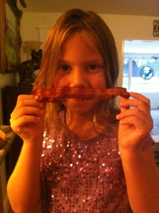 Morgan's Bacon 'Stash!