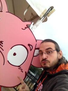 Ric and the Big Pig.